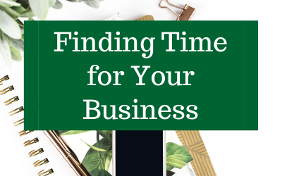 Finding Time for Your Business